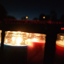 All Souls' Day Candle Lighting photo album thumbnail 29
